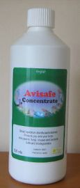 AVISAFE CONCENTRATE CLEANER 500ml - BIRD - Birdcare Co.